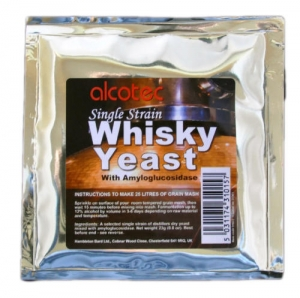 ALCOTEC WHISKY SINGLE STRAIN + AMG