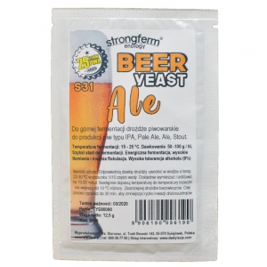 STRONGFERM BEER YEAST ALE S31