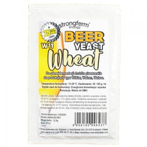 STRONGFERM BEER YEAST WHEAT W11