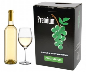 WINE-KIT PREMIUM PINOT GRIGIO 5300ML