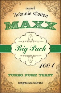 MAXX BIG PACK TURBO PURE / 25SZT